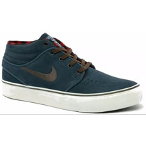Nike Sb Zoom Stefan Janoski Mid Zapatillas Skate 443095-421