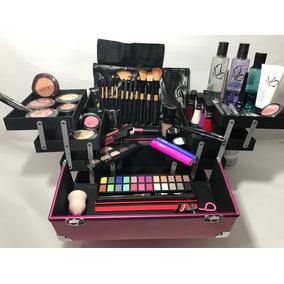 Maleta Maquiagem Profissional Vult Cosmetica Original Make