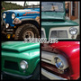 Farol Sealed Beam Willys Ford Jipe Jeep Rural Pick Up F75