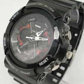 a5cf17b411f Relogio Estilo G Shock Branco Box - Joias e Relógios no Mercado ...