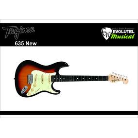 Guitarra Tagima Stratocaster New T-635 Sb / Corpo Alder/nova
