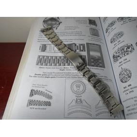 Bracelete Rolex Referencia 7835 19 Terminal Ref 361 Original