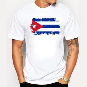 Playera / Bandera De Cuba