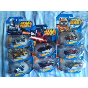 Hot Wheels Tematico Star Wars