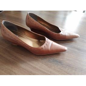 Sapato Feminino 36 Da Marca Oficio Do Couro