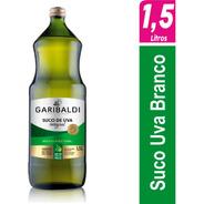 Suco De Uva Branco Integral Garibaldi 1,5 Litro