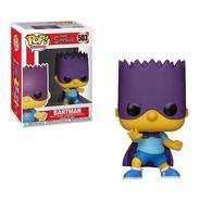 Funko Pop Bart Simpson Bartman 503