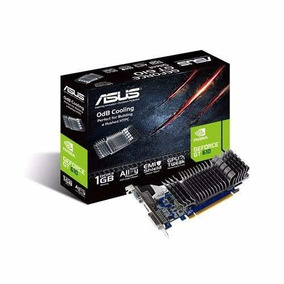Asus Geforce Gt610 Silent 1gb Ddr3 Pci-e