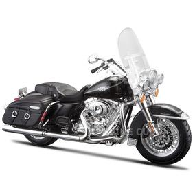Miniatura Harley-davidson 2013 Flhrc Road King Classic 1:12