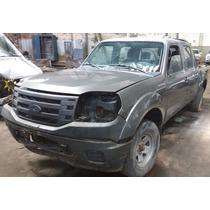 Ford Ranger Doble Cabina 2010 Nafta No Chocada Con Faltantes