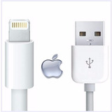 Cabo Original Carregador Apple Ipad Iphone 5 5s 5c 6 7 Plus