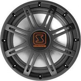 Subwoofer Selenium Flex 12sw14a 12 Polegadas 200wrms 2*2