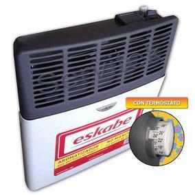 Estufa Eskabe Miniconvex 5000 Kcal/h Marfil Con Termostato