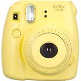 Fujifilm Instax Mini 8 Camara Instantanea Amarilla