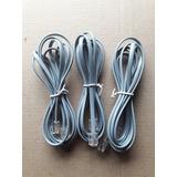 Cable De Telefono Nuevo X 2mts.
