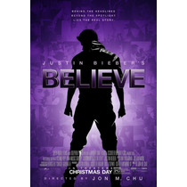 Poster De Justin Bieber Believe (61x91cm)