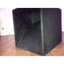 Cajon Turbo Sound 18 Pulgadas