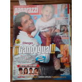 Revista Paparazzi Mayo 2007 Diego Leonardi Luisana Lopilato
