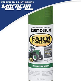 Aerosol Agro J.deere Farm Equipment 340 G. (rust-oleum)