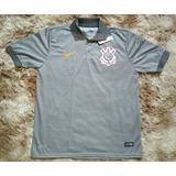Polo Nike Corinthians Replica 1922 - Camisa Corinthians Masculina no ... 3326902dbff28