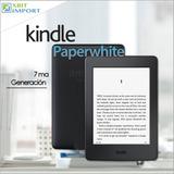 Kindle Paperwhite 7ma Generación 300 Ppi + 3000 Obras