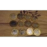 Monedas 20 Pesos Bicentenarias Solo 50 Pesitos