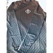 Camiseta Camuflada Lycra Surf Água Proteção Solar Surf Bike