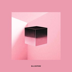 Cd Blackpink Square Up - Black/pink Ver. + Poster Importado