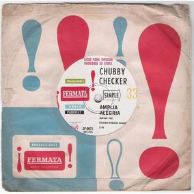 Chubby Checker Simple Vinilo Argentina Twist