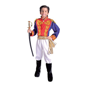 Disfraz Simón Bolívar Niño