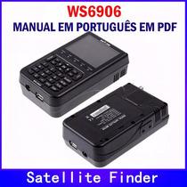 Manual Do Usuário Do Satlink Ws-6906 Em Português Pdf