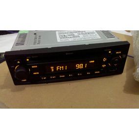 Radio Cd Original Da Zafira,astra E Classic,novo S/uso,ambar