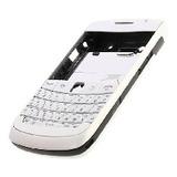 Carcasa Para Blackberry 9790 Blanco