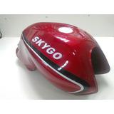 Tanque Skygo 150-13 Rojo Cola De Pato