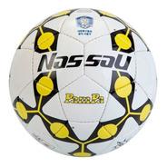 Pelota Futbol Nassau Pampa Nº 5 Cesped Original Cosida Pro