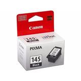 Cartucho De Tinta Canon Pixma 145 Negro