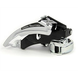 Cambio Dianteiro Shimano Tourney Fd-tx51 31.8mm 8v Dual Pull