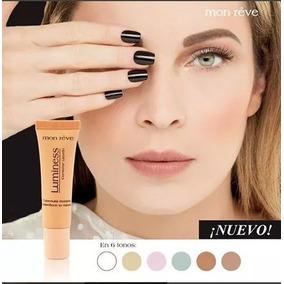 Correctores Naranja, Verde Y Amarillo Mon Reve Maquillaje