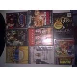 Lote Com 50 Dvds E Cds Novos Original Barato Frete Grátis