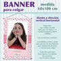 Banner Con Foto 60x100 Lona Vinílica, Gigantografia