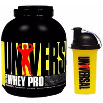 Ultra Whey Pro 5 Lbs Universal Nutrition Proteina + Shaker