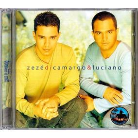 Cd Zezé Di Camargo E Luciano 2000 - Tarde Demais ( Lacrado)