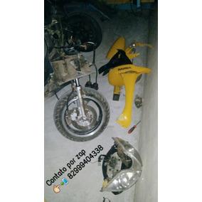 Bloco Do Motor Completo Dafra Laser 150 2008
