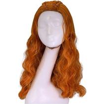 Sansa Stark Peluca Juego De Tronos Del Traje De Cosplay Del