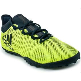 Chuteira Society Adidas F5 Amarela - Chuteiras no Mercado Livre Brasil 00fc152f1c10b