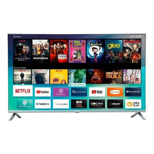 """Smart TV Hyundai HYLED3243NiM HD 32"""" 110V"""