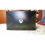 X Box One X Scorpio Edition Nueva Y Sellada A Meses
