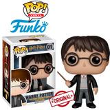 Harry Potter Figura De Colección Funko Original Msi