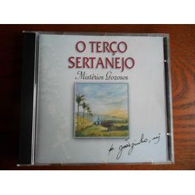 Cd O Terço Sertanejo - Padre Joãozinho