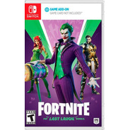 ..:: Fortnite Dc The Last Laugh Bundle ::.. Switch